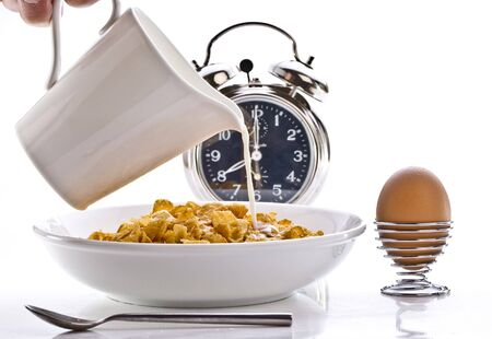 Breakfast Time Stock Photo - 6487388