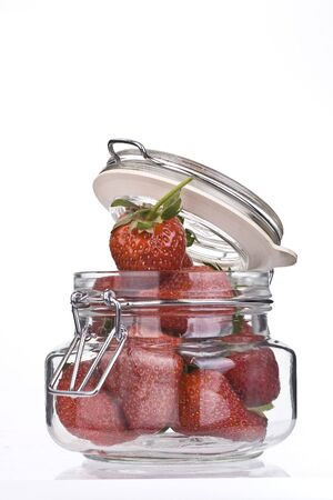 Strawberrys in a Jar photo