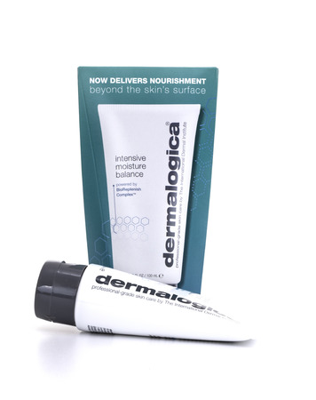 Dermalogica  intensive moisture balance Skin Care on a white background