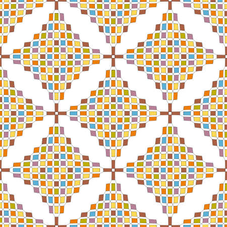 moorish clothing: seamless pattern, ottoman