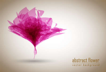 abstract flower Stock Vector - 22456331