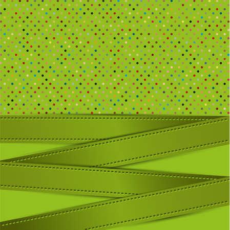 polka dots vector Vector