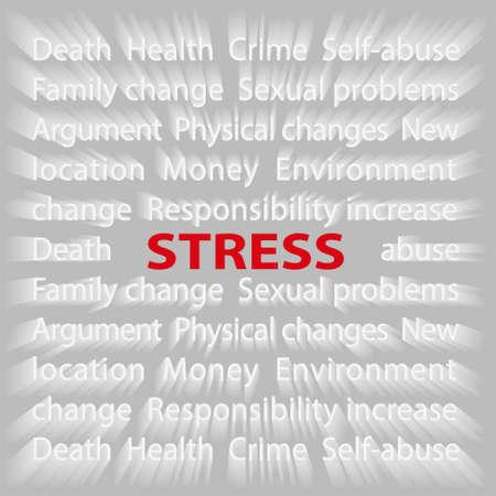 stress Stock Vector - 23060367