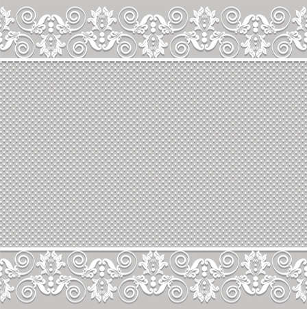 Cute vector Straight lace Vector