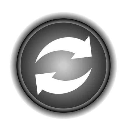 refresh: Vector refresh icon