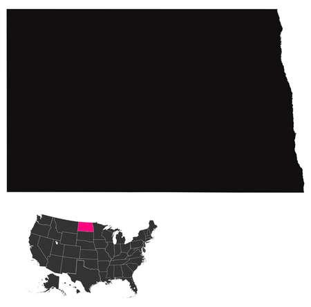 dakota: North Dakota