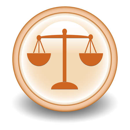 calibration: Scales of Justice, vector