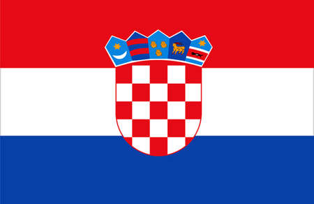 bandiera croazia: Bandiera Croazia