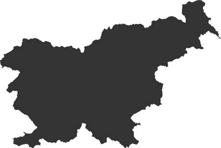 whitern: Map of Slovenia