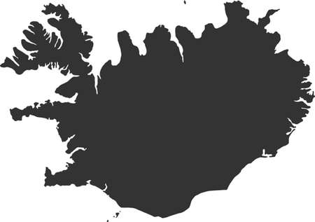 worldrn: map of iceland