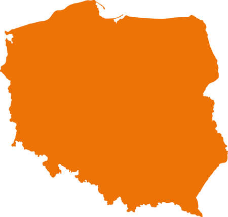 cartographer: Map of Poland