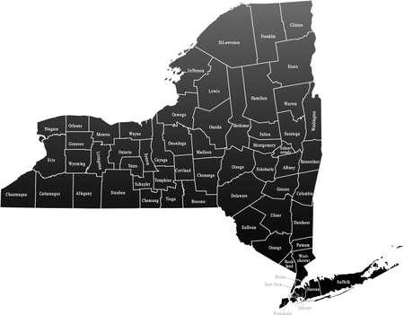 new york map: New York Map