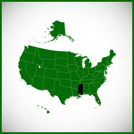 USA State Of Wisconsin Map Royalty Free Cliparts Vectors And