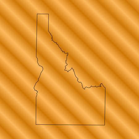 idaho: Idaho Map