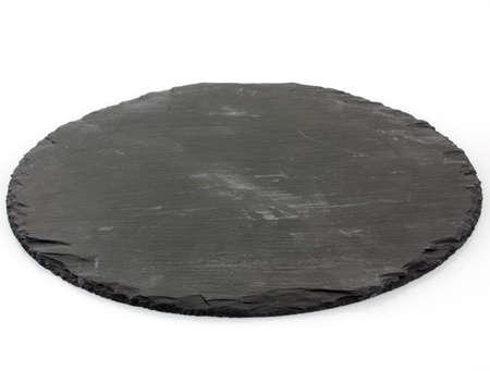 Schist stone Stock Photo