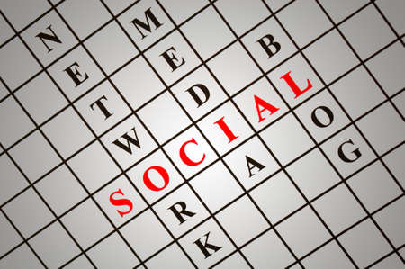 Social Crossword photo