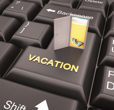 enter key: online reservation for vacation , enter key