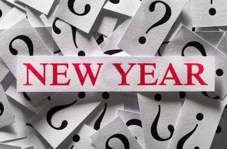 What will happen in New Year , too many questions for new year
