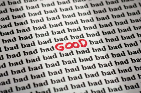 Good in bad