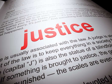 Justice - Concept, Dictionary, Authority, Human Rights