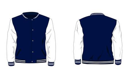Sport varsity jacket