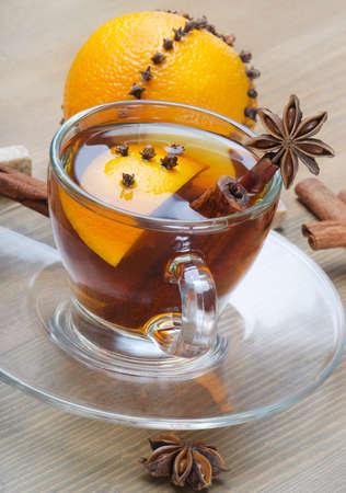 Christmas tea Stock Photo - 11060606