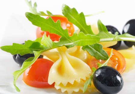 Pasta salad  Banque d'images