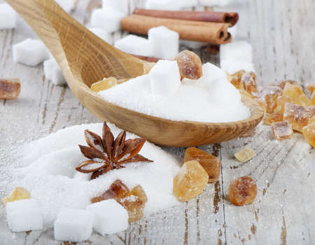Sugar and spices Stock Photo - 12538747