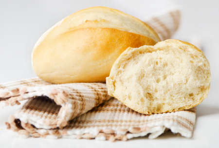 crust crusty: Fresh baked bread