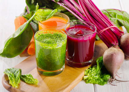 calory: Healthy vegetable smoothie and juice