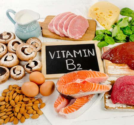 riboflavin: Foods Highest in Vitamin B2 (Riboflavin)