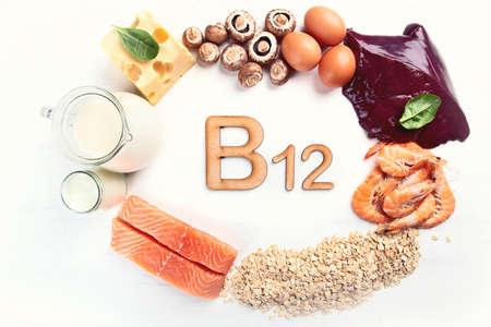 Foods Highest in Vitamin B12 (Cobalamin). Healthy eating