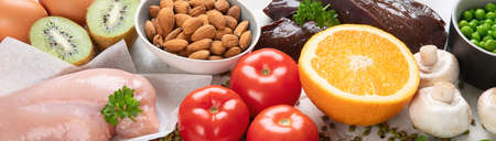 Foods High In Niacin Vitamin B3 for brain and heart