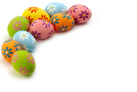 Colorful Easter eggs Stock Photo - 18064219