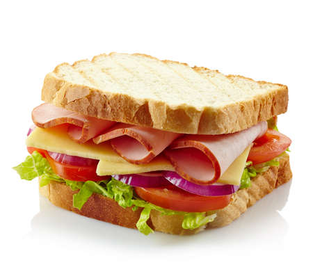 Sandwich Stockfoto - 27337477