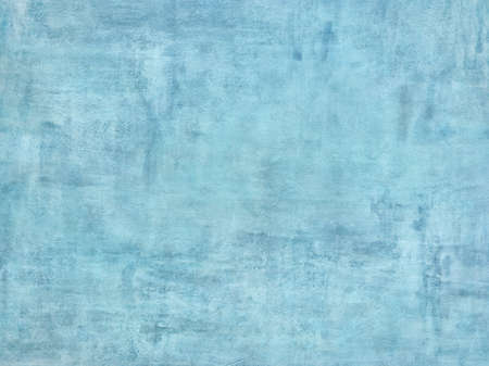 Light blue grunge textured concrete background
