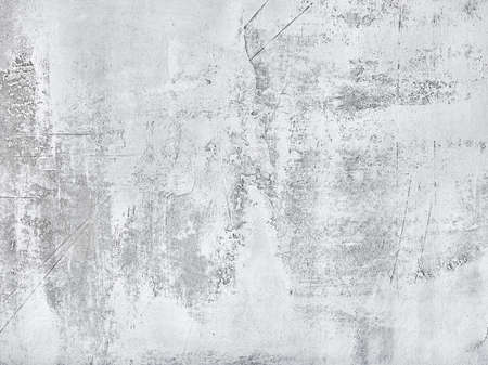 Light grey and white grunge textured concrete background