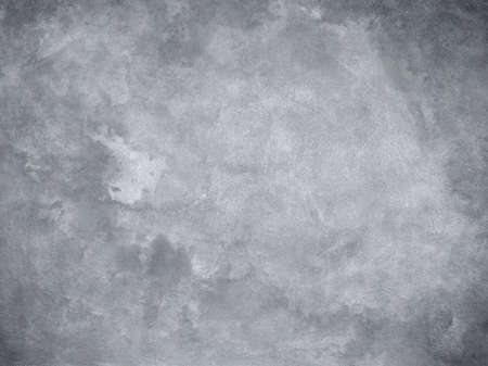 Grey grunge textured concrete background