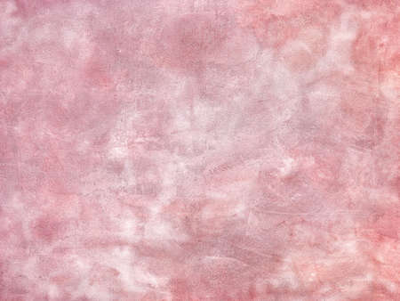 Pink grunge textured concrete background