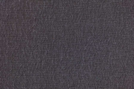 Dark gray fabric background texture. Detail of textile material close-up. Reklamní fotografie