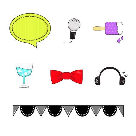 entertain: entertain set include text box