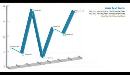dimension: dimension line chart