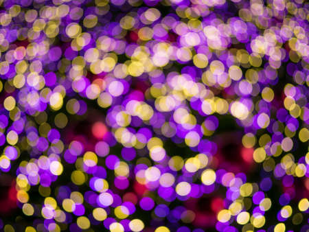 purple color and light bokeh background