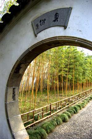 passageway: Outdoor Passageway in China