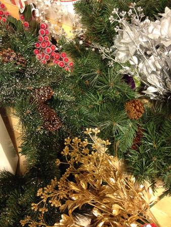 craft supplies: Christmas craft supplies.