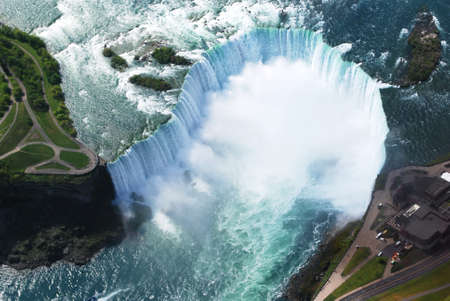 Horseshoe Fall, Niagara Fall, Toronto, Canada photo