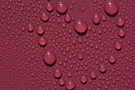 Heart Water Drops Pattern Background photo