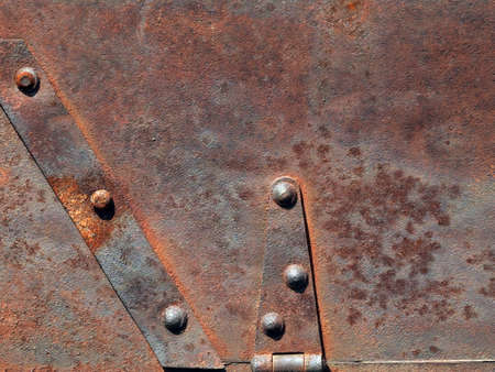 metal structure: Rusty Old Metal Texture Background Stock Photo