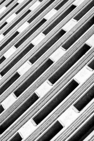 Old dusty metal pattern background selected focus