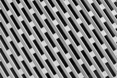 dusty: Old dusty metal pattern background Stock Photo